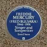 Freddie Mercury - Gladstone Avenue
