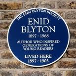Enid Blyton - Beckenham