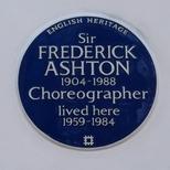 Sir Frederick Ashton