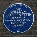 Sir William Rothenstein