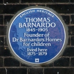 Dr Barnardo - Bow Road