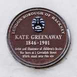 Kate Greenaway - Sylvia Court N1