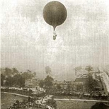 First British public airmail flight