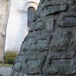 Spitalfields WW1 cairn