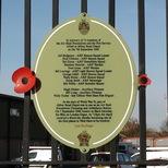 Abbey Road Depot - WW2 ARP members lost