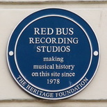 Red Bus Recording Studios