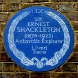 Sir Ernest Shackleton - SE26