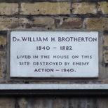 Dr William Brotherton