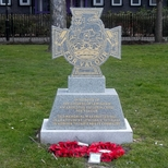 Lewisham Victoria Cross memorial