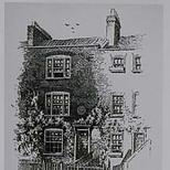William Blake - SE1 - lost plaque