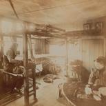Spitalfields weaving industry