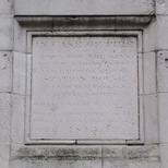Christ Church Spitalfields - men and ladders