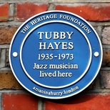 Tubby Hayes
