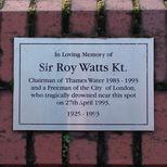 Sir Roy Watts