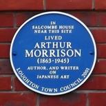 Arthur Morrison
