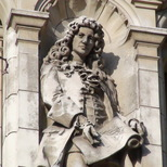V&A façade - Wren