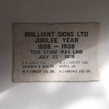Brilliant Sign Company Jubilee