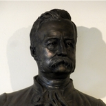 Henry Charles Stephens - bust