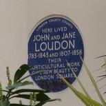 Jane and John Loudon