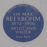 Max Beerbohm