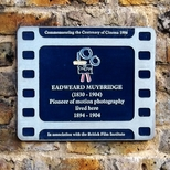 Eadweard Muybridge - British Film Institute