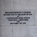 William Booth College - 2