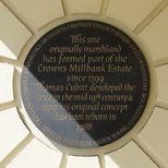 Bessborough Gardens - Thomas Cubitt