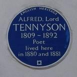 Alfred. Lord Tennyson - SW1