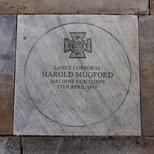 Harold Mugford VC