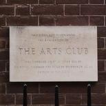 The Arts Club - right - 2011