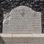Harrow School - WW1 memorial