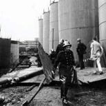 Dudgeon's Wharf explosion