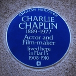 Charlie Chaplin - Brixton Road