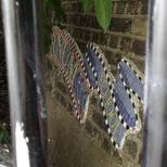 Laburnum Street School - mosaic