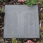 Columbia Market air raid shelter memorial