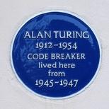 Alan Turing - Hampton