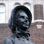 Catherine Booth statue - Denmark Hill
