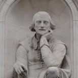 Shakespeare statue - Hammersmith
