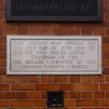 Waterloo Road Fire Station