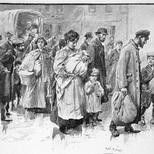 Immigration to Spitalfields
