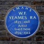 W. F. Yeames