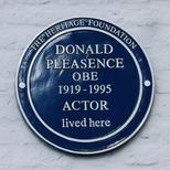 Donald Pleasence
