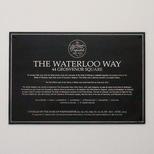 The Waterloo Way - Grosvenor Square