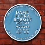 Dame Flora Robson - N14