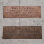Westminster Hall - Elizabeth II Diamond + Golden Jubilees