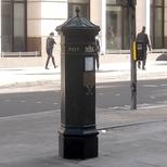 Penfold pillar boxes