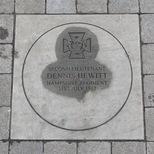 Dennis Hewitt, VC
