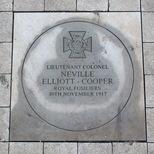 Neville Elliott-Cooper, VC
