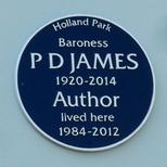 P. D. James