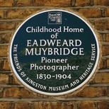 Eadweard Muybridge - High Street Kingston